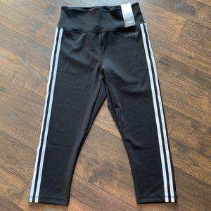 Adidas | Capri 3/4 Leggings